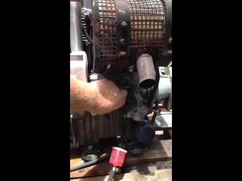hatz 2g40 air cooled diesel engine youtube. Black Bedroom Furniture Sets. Home Design Ideas