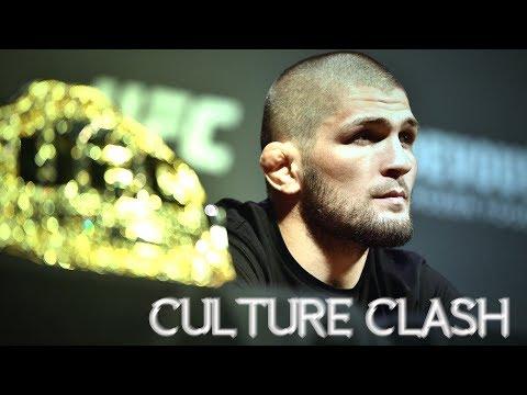 Khabib vs McGregor - Culture Clash