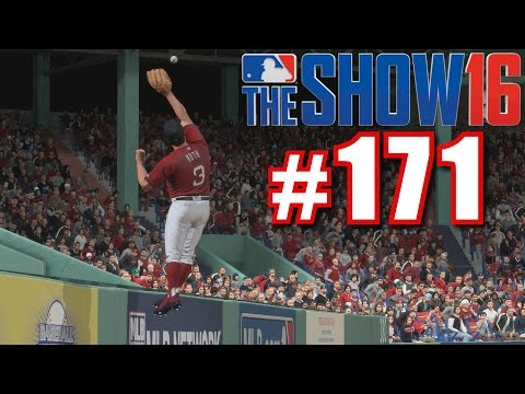 ROBBING A HOME RUN! | MLB The Show 16 | Road to the Show #171
