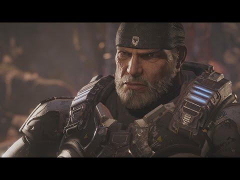 Gears Of War 4 - All Marcus Fenix Scenes