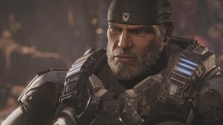 Gears Of War 4 - All Marcus Fenix Scenes