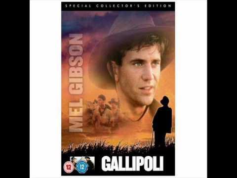 Gallipoli Soundtrack - 9. We're Going!.wmv