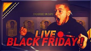 FUT 18 BLACK FRIDAY - DRAFT CHAMPIONS & PACK OPENING !