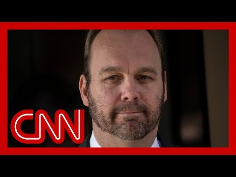 Ex-Trump campaign aide contradicts Trump in court