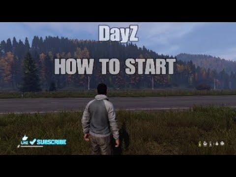 DayZ beginners guide tips fire making