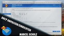 DHCP anpassen/konfigurieren bei eurer Fritzbox | Marcel Scholz