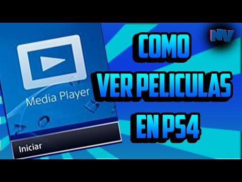 Como Ver Películas En Playstation 4 Desde Pendrive|bynachovid