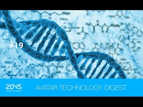 #19 AVATAR TECHNOLOGY DIGEST / First results of 10-year digital brain project