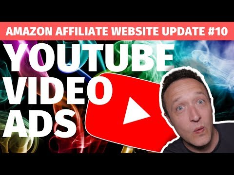 YOUTUBE ADS For AFFILIATE MARKETING WEBSITE + Latest Income & Traffic - Affiliate Site Update #10 thumbnail