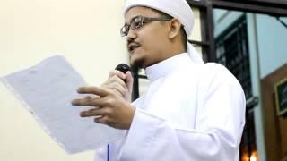 Tulisan Sheikh Muhammad Ali As-Shobuni kepada Presiden PAS Malaysia
