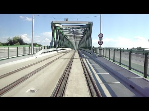 Tram line [3] - y. 2016, Bratislava, Slovakia