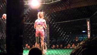 """FIGHT.TV """"Head Buster's"""" MMA  Kayla Marie Miller  Sarah Jane Howell Great Knockout by FIGHT.TV"""