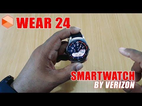 WEAR 24 - EL SMARTWATCH VERIZON - PRIMERAS IMPRESIONES