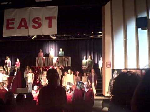 Mt Juliet Middle School May 2016 High School Musical