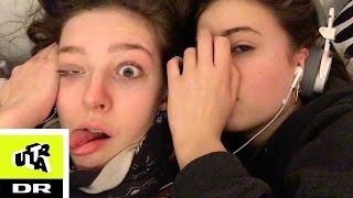 Kendt hinanden siden vi var små | Den Anden Verden: Caroline og Fannys Vlog | DR Ultra