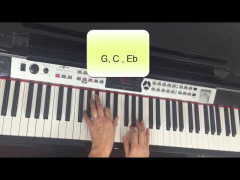 Craig David - All We Needed (Official BBC Children in Need Single 2016) Piano Tutorial