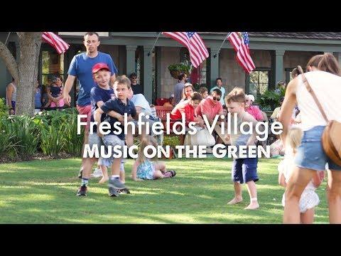 Freshfields Village: Music on the Green