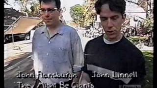 Making of the They Might Be Giants