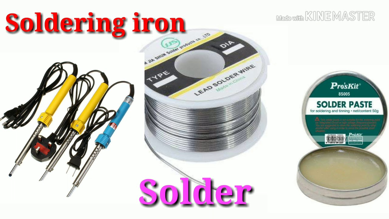 Image result for soldering paste use