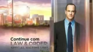 A evolução da identidade visual do Universal Channel, desde 2004.