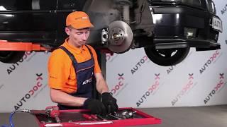 BMW Stabilizátor összekötő kiszerelése - video útmutató