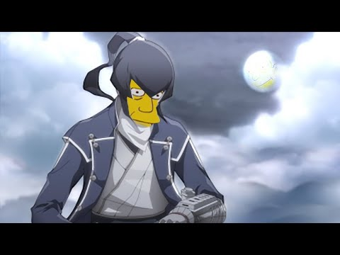 Steamed Hams but it's Shin Megami Tensei IV