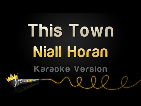 Niall Horan  This Town Karaoke Version
