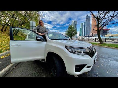 Новый Toyota Land Cruiser Prado. Новый Прадо 2020!