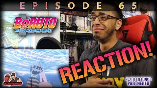 Video BORUTO EP. 65 REACTION + REVIEW!! | Better Than The Movie Version download MP3, 3GP, MP4, WEBM, AVI, FLV Juli 2018