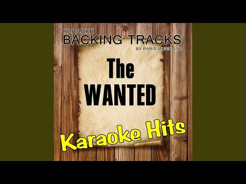 We Own the Night (Originally Performed By The Wanted) (Karaoke Version)