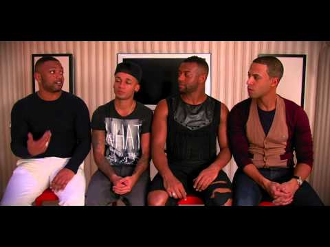 JLS - Beat Again (Track By Track)