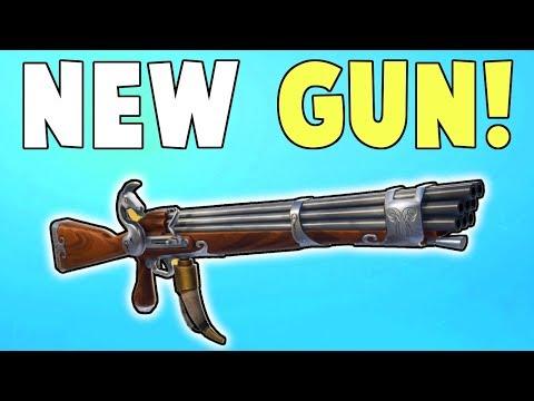 NEW Bundlebuss Assault Rifle & Horde Challenge Week 3!   Fortnite Save The World Patch 5.30 News