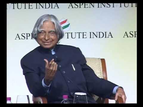 'Ideas Shaping India' with Prof.Abdul Kalam