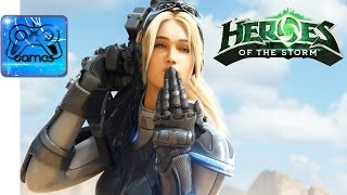Heroes of the Storm - CG Трейлер [RU]