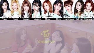 Download lagu TWICE CHEER UP MV Lyrics Color Coded HanRomEng MP3