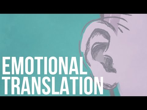 Emotional Translation