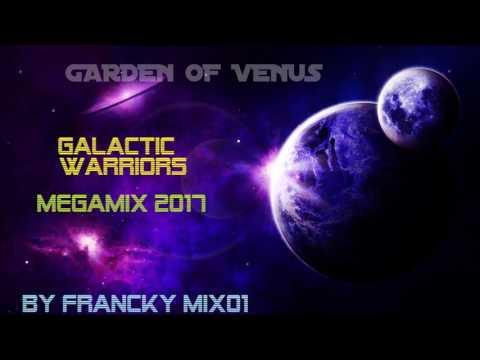 galactic warriors megamix  2017  by francky mix01 (Spacesynth)