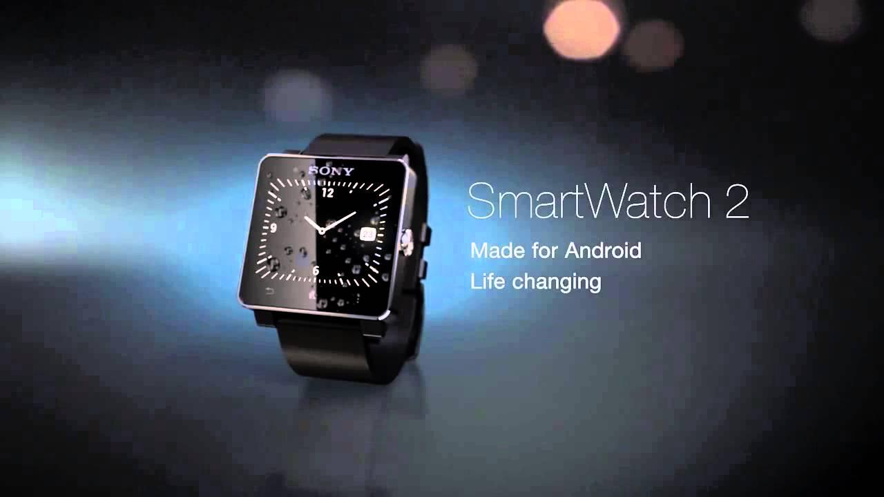 Sony SmartWatch 2 или Видеообзор японских умных часов - YouTube