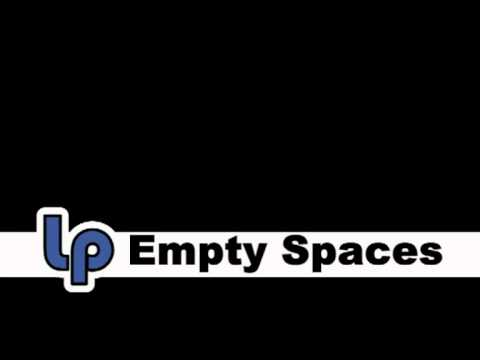 Linkin - Park Empty Spaces Lyrics videeo ( A Thousand Suns)