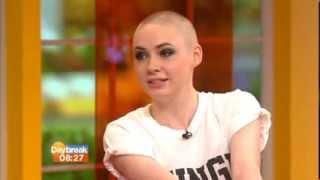 Karen Gillan Interview    Daybreak    1st October 2013