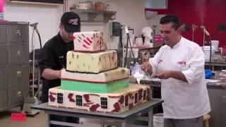 Жуткий торт - Король кондитеров