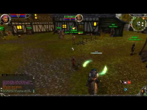 Runes of Magic Gameplay HD 720p