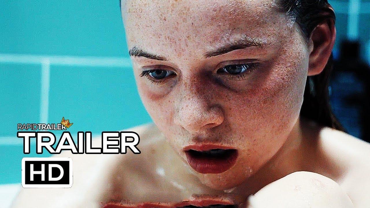 BLUE MY MIND Official Trailer (2018) Mermaid Fantasy Movie HD