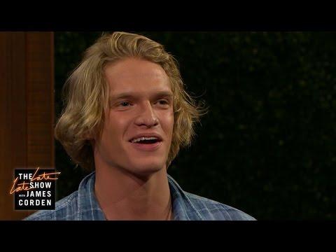 Cody Simpson Encountered a Hammerhead Shark