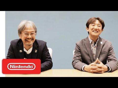 The Legend of Zelda: Breath of the Wild DLC Dev. Talk – ft. Mr. Aonuma & Mr. Fujibayashi