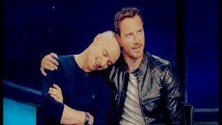 Michael Fassbender & James McAvoy   Let Go thumbnail