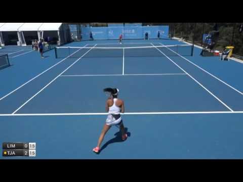 Lim Alize v Tjandramulia Olivia - 2017 ITF Burnie