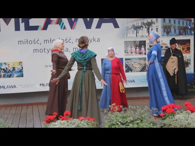 Taniec średniowieczny