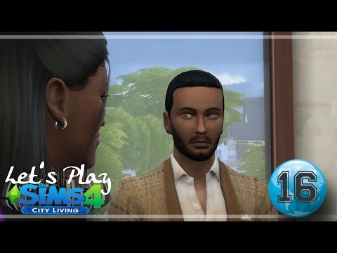Sims 4 City Living! Ep 16: Dad... I need MONEY!