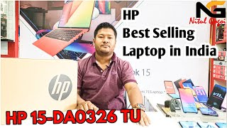 HP Notebook 15-DA0326TU Unboxing And Detail Review | Best Selling Laptop In India | 2019